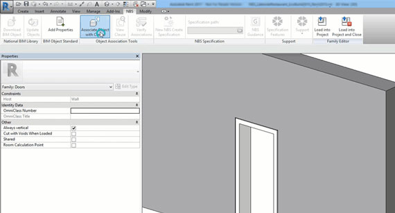 Integrating your own BIM objects animation