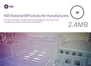 Download the NBS National BIM Library Brochure